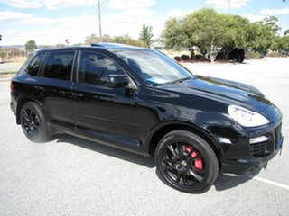 2008 Porsche Cayenne Turbo Wagon.