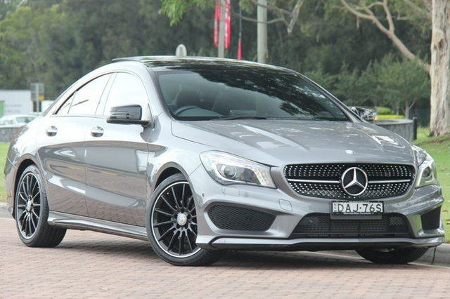 Discounted Used Mercedes-Benz CLA200 DCT, Southport, 2015 Mercedes-Benz CLA200 DCT Coupe