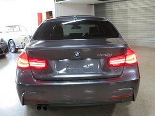 2016 BMW 320d M Sport Sedan.