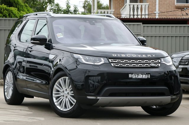 Demonstrator, Demo, Near New Land Rover Discovery TD6 HSE Luxury, Blakehurst, 2017 Land Rover Discovery TD6 HSE Luxury Wagon