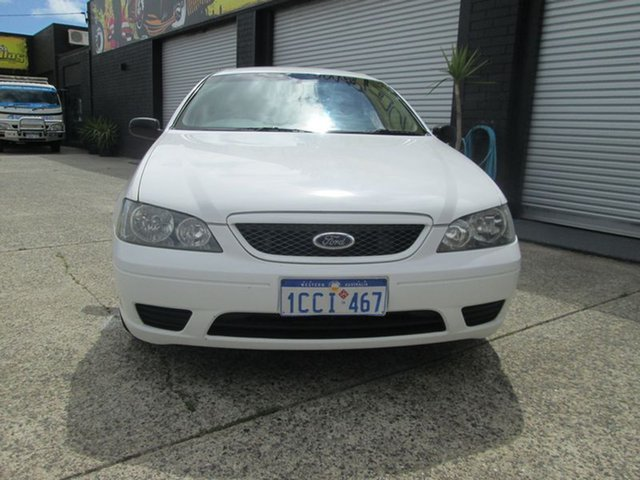 Used Ford Falcon XT, O'Connor, 2005 Ford Falcon XT Sedan