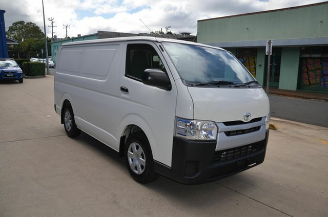 Used Toyota Hiace LWB, Toowoomba, 2015 Toyota Hiace LWB Van