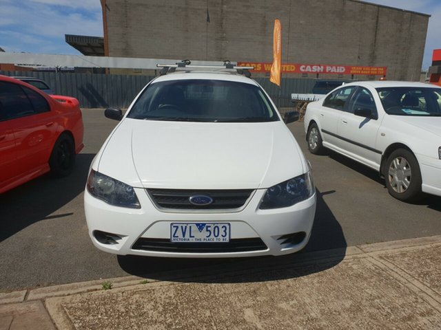 Used Ford Falcon XT, Cheltenham, 2010 Ford Falcon XT Wagon