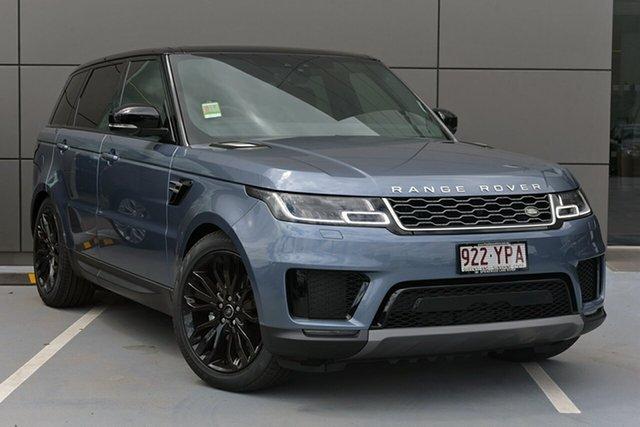 Demonstrator, Demo, Near New Land Rover Range Rover Sport SDV6 225kW CommandShift SE, Southport, 2018 Land Rover Range Rover Sport SDV6 225kW CommandShift SE Wagon