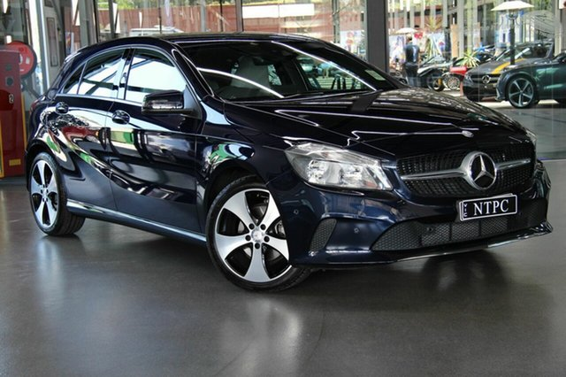 Used Mercedes-Benz A200 d D-CT, North Melbourne, 2017 Mercedes-Benz A200 d D-CT Hatchback