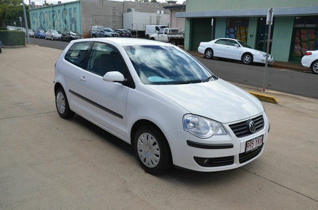 Used Volkswagen Polo Club, Toowoomba, 2008 Volkswagen Polo Club Hatchback