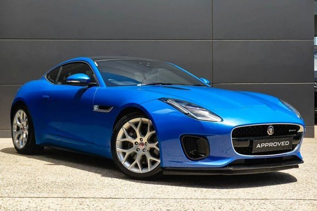 Used Jaguar F-TYPE R-Dynamic 221kW, Geelong, 2017 Jaguar F-TYPE R-Dynamic 221kW Coupe