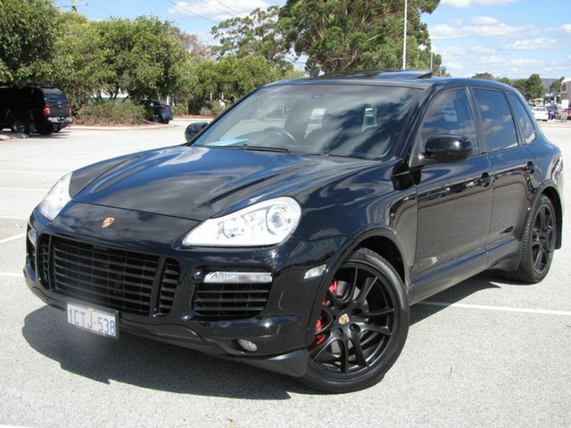 Used Porsche Cayenne Turbo, Maddington, 2008 Porsche Cayenne Turbo Wagon