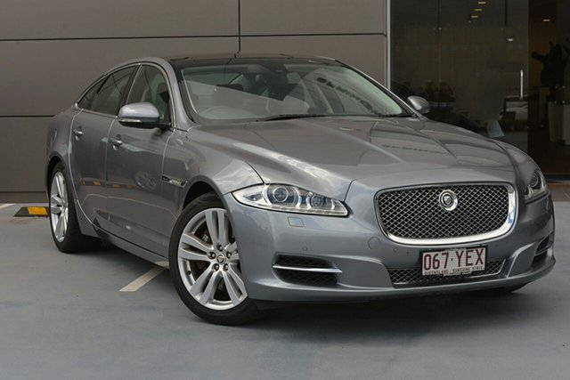Used Jaguar XJ Premium SWB Luxury, Springwood, 2011 Jaguar XJ Premium SWB Luxury Sedan