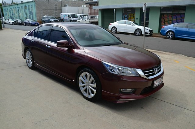 Used Honda Accord VTi-L, Toowoomba, 2013 Honda Accord VTi-L Sedan