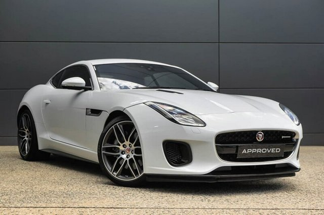 Used Jaguar F-TYPE R-Dynamic Quickshift RWD 221kW, Geelong, 2017 Jaguar F-TYPE R-Dynamic Quickshift RWD 221kW Coupe