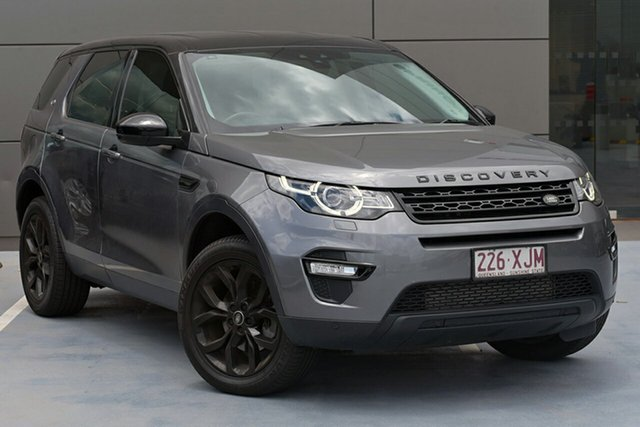 Used Land Rover Discovery Sport SD4 HSE, Springwood, 2015 Land Rover Discovery Sport SD4 HSE Wagon