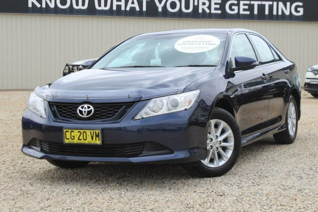 Used Toyota Aurion AT-X, Warwick Farm, 2016 Toyota Aurion AT-X Sedan
