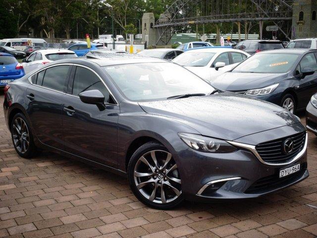 Discounted Used Mazda 6 Atenza SKYACTIV-Drive, Warwick Farm, 2016 Mazda 6 Atenza SKYACTIV-Drive Sedan