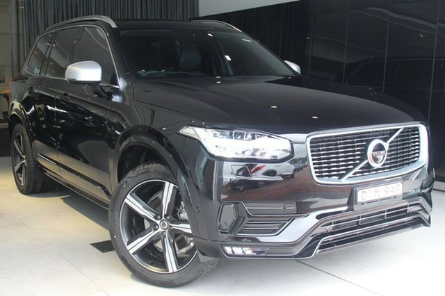 Discounted Demonstrator, Demo, Near New Volvo XC90 D5 Geartronic AWD R-Design, Southport, 2018 Volvo XC90 D5 Geartronic AWD R-Design SUV