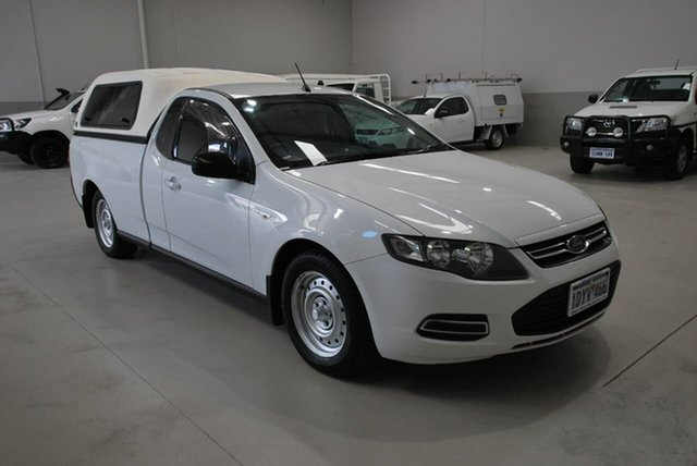 Used Ford Falcon EcoLPi Ute Super Cab, Kenwick, 2012 Ford Falcon EcoLPi Ute Super Cab Utility