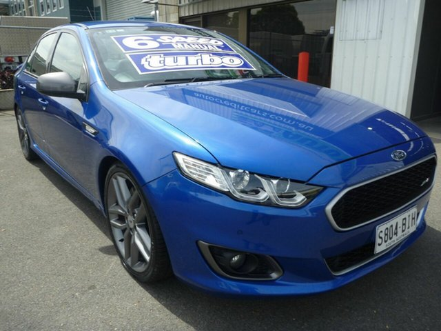 Used Ford Falcon XR6 Turbo, Edwardstown, 2015 Ford Falcon XR6 Turbo Sedan