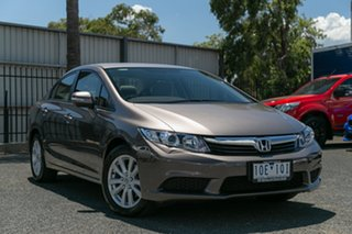 Used Honda Civic VTi-L, Oakleigh, 2012 Honda Civic VTi-L MY12 Sedan