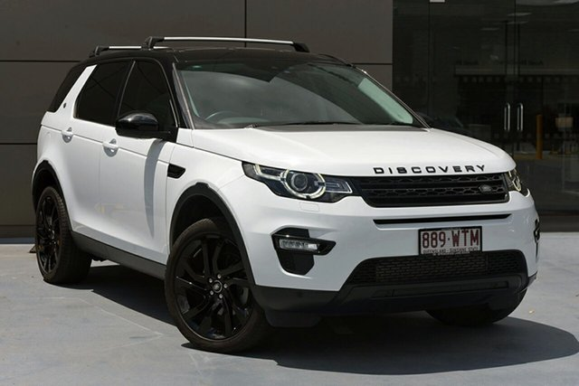 Used Land Rover Discovery Sport Td4 HSE, Springwood, 2016 Land Rover Discovery Sport Td4 HSE Wagon