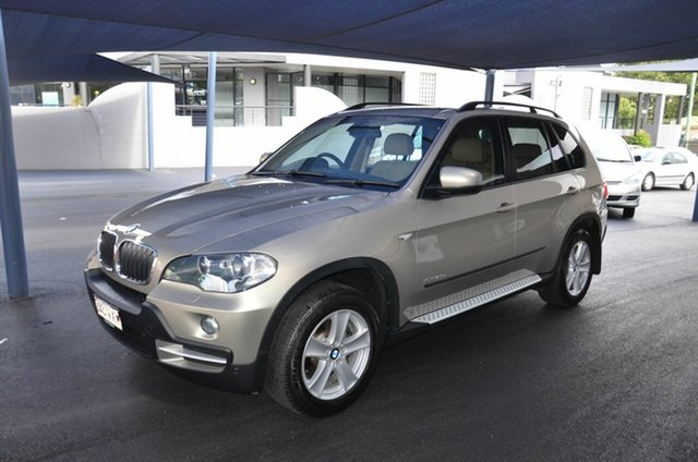 Used BMW X5 xDrive 30D, Toowoomba, 2009 BMW X5 xDrive 30D Wagon
