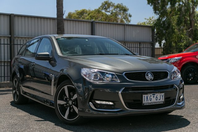 Used Holden Commodore SV6, Oakleigh, 2017 Holden Commodore SV6 VF II MY17 Sportswagon