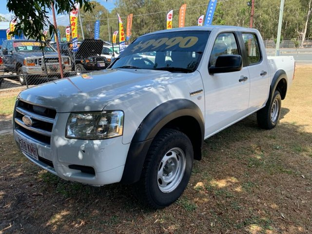 Used Ford Ranger XL (4x2), Clontarf, 2007 Ford Ranger XL (4x2) Dual Cab Pick-up