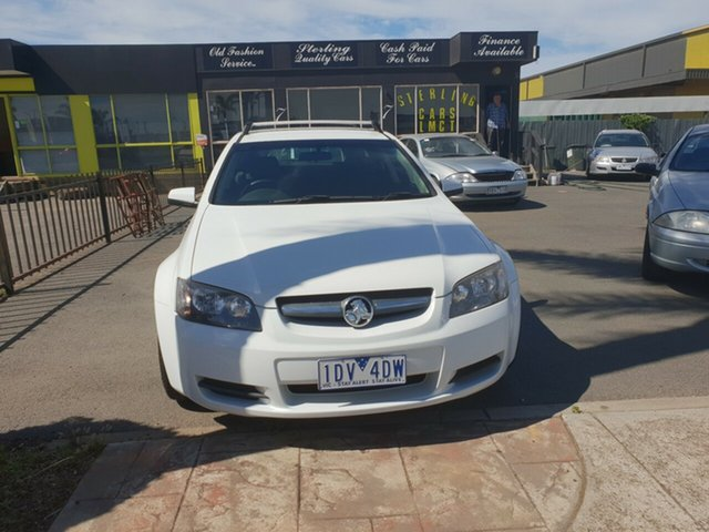 Used Holden Commodore Omega Sportwagon, Cheltenham, 2009 Holden Commodore Omega Sportwagon Wagon
