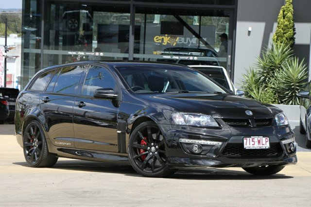 Used Holden Special Vehicles Clubsport R8 Tourer, Indooroopilly, 2012 Holden Special Vehicles Clubsport R8 Tourer Wagon