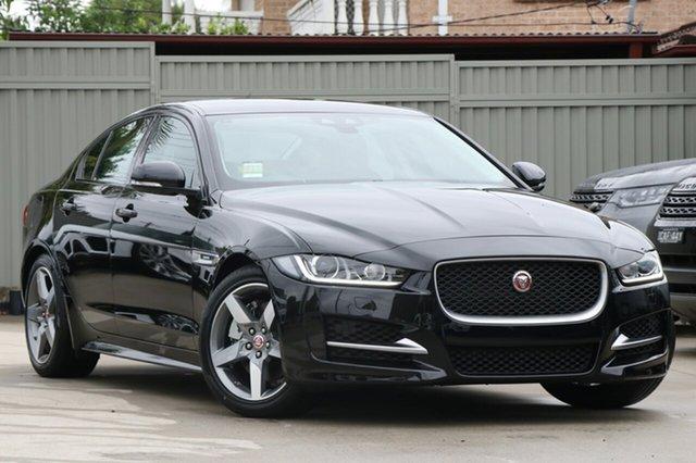 New Jaguar XE 20T R-Sport, Blakehurst, 2017 Jaguar XE 20T R-Sport Sedan