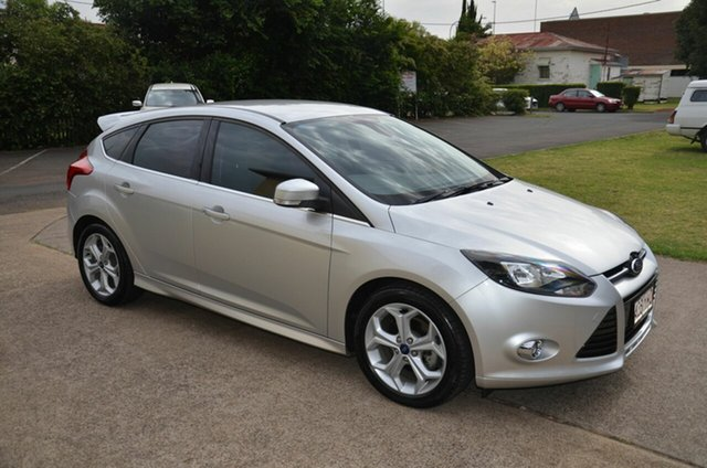 Used Ford Focus Sport, Toowoomba, 2013 Ford Focus Sport Hatchback