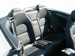 2010 Mercedes-Benz E350 Avantgarde Cabriolet.