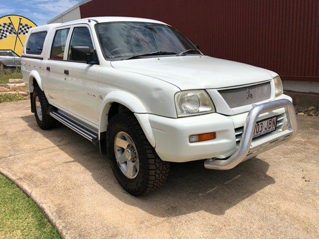 Used Mitsubishi Triton GLS Double Cab, Toowoomba, 2005 Mitsubishi Triton GLS Double Cab Utility