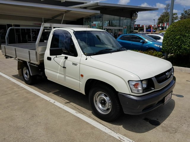 Discounted Used Toyota Hilux 4x2, Yamanto, 2004 Toyota Hilux 4x2 Cab Chassis