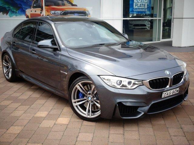 Discounted Used BMW M3 M-DCT, Warwick Farm, 2014 BMW M3 M-DCT Sedan