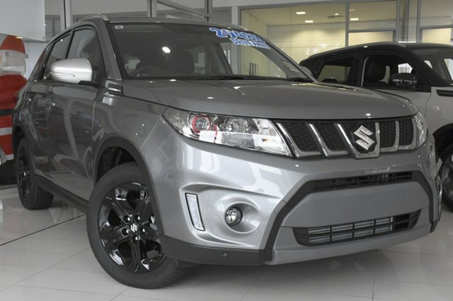 Discounted Demonstrator, Demo, Near New Suzuki Vitara S Turbo 2WD, Southport, 2018 Suzuki Vitara S Turbo 2WD SUV