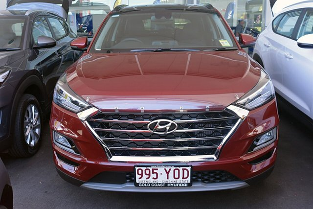 Demonstrator, Demo, Near New Hyundai Tucson Highlander D-CT AWD, Southport, 2018 Hyundai Tucson Highlander D-CT AWD Wagon