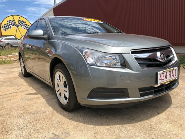 Used Holden Cruze CD, Toowoomba, 2010 Holden Cruze CD Sedan