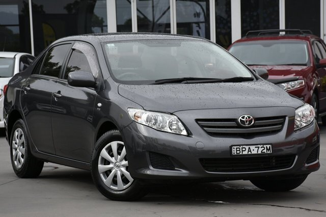 Used Toyota Corolla Ascent, Warwick Farm, 2010 Toyota Corolla Ascent Sedan