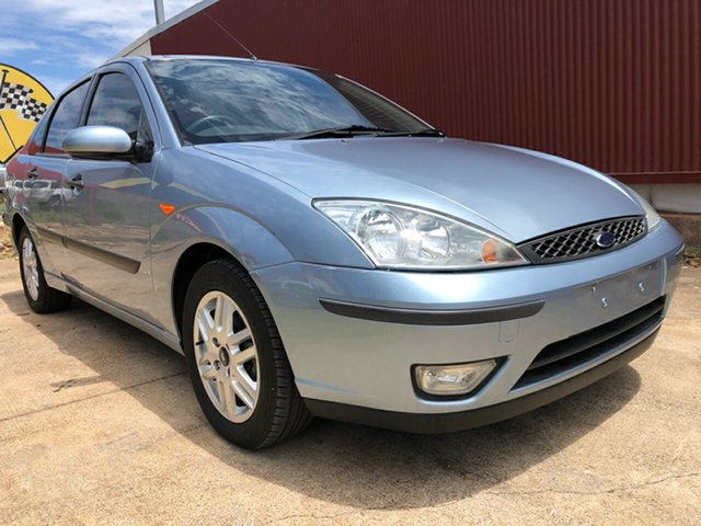 Used Ford Focus CL, Toowoomba, 2004 Ford Focus CL Sedan