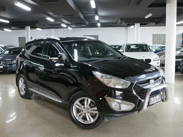 Used Hyundai ix35 Elite AWD, Albion, 2012 Hyundai ix35 Elite AWD Wagon