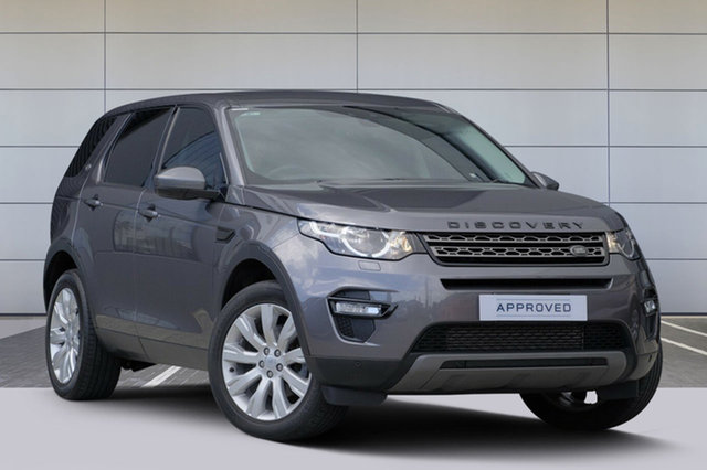 Used Land Rover Discovery Sport Si4 SE, Southport, 2015 Land Rover Discovery Sport Si4 SE Wagon