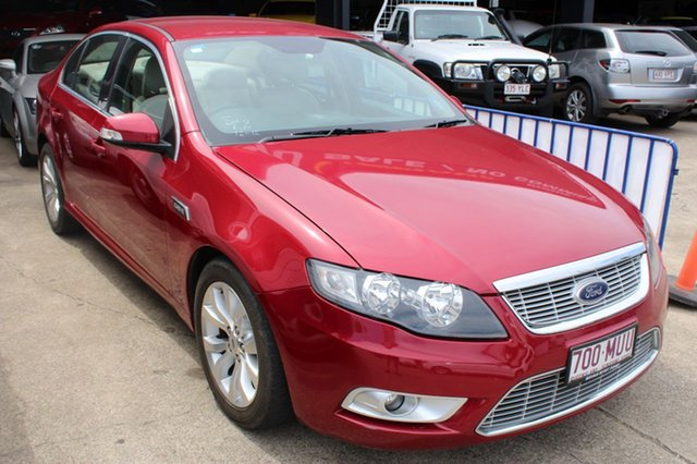 Used Ford Falcon G6E, Underwood, 2010 Ford Falcon G6E Sedan