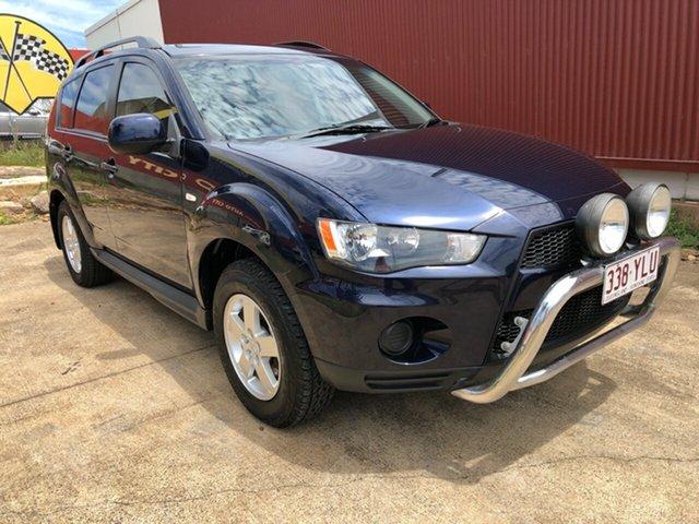 Used Mitsubishi Outlander LS 2WD, Toowoomba, 2010 Mitsubishi Outlander LS 2WD Wagon