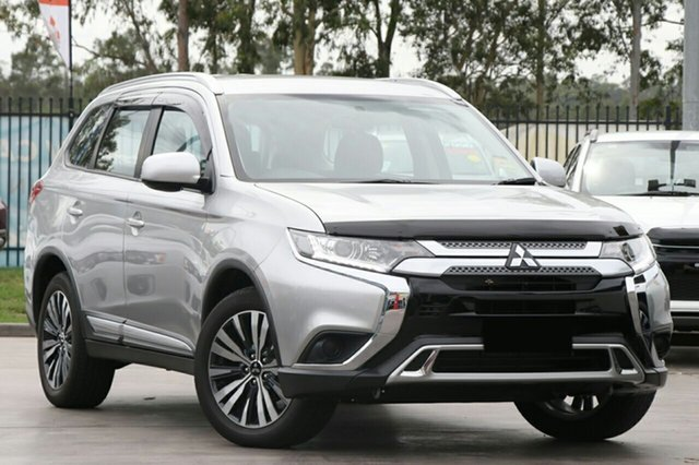 Demonstrator, Demo, Near New Mitsubishi Outlander ES 2WD, Toowong, 2019 Mitsubishi Outlander ES 2WD Wagon