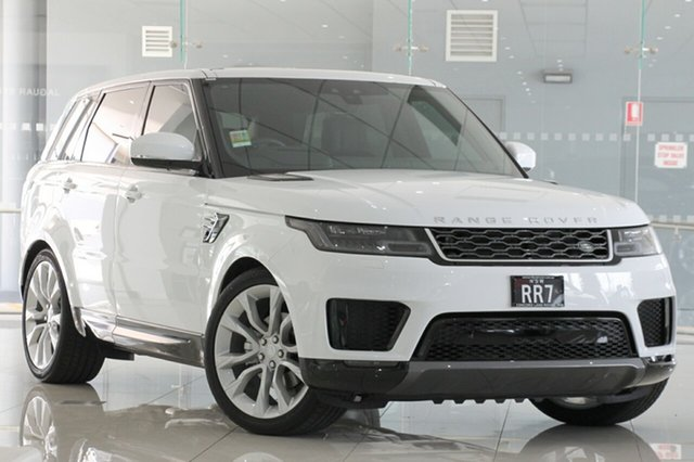 Discounted Demonstrator, Demo, Near New Land Rover Range Rover Sport SDV6 CommandShift HSE, Concord, 2018 Land Rover Range Rover Sport SDV6 CommandShift HSE Wagon