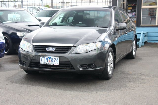 Used Ford Falcon XT, Cheltenham, 2008 Ford Falcon XT Sedan