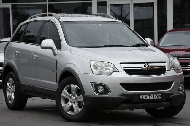 Used Holden Captiva 5 AWD, Southport, 2012 Holden Captiva 5 AWD SUV