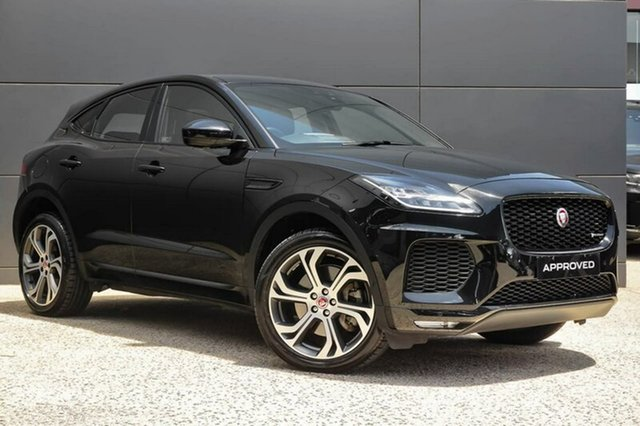 Used Jaguar E-PACE P250 R-Dynamic AWD First Edition, Geelong, 2017 Jaguar E-PACE P250 R-Dynamic AWD First Edition Wagon