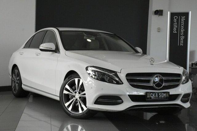 Used Mercedes-Benz C250 BlueTEC 7G-Tronic +, Warwick Farm, 2014 Mercedes-Benz C250 BlueTEC 7G-Tronic + Sedan