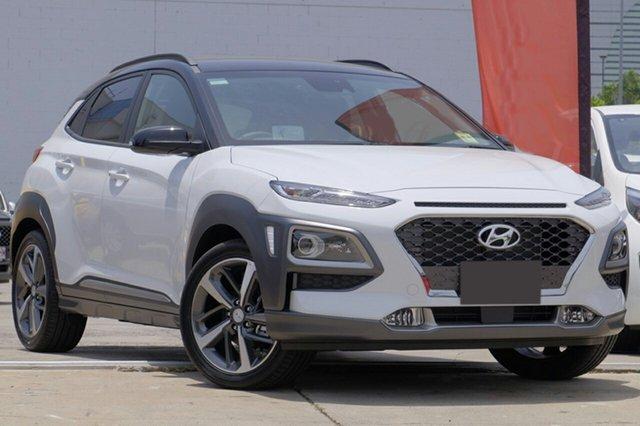 New Hyundai Kona Highlander 2WD, Cheltenham, 2018 Hyundai Kona Highlander 2WD Wagon